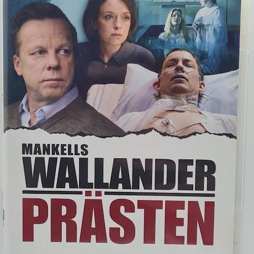 Wallander 19 - Prästen (Beg. DVD)