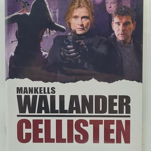 Wallander 18 - Cellisten (Beg. DVD)