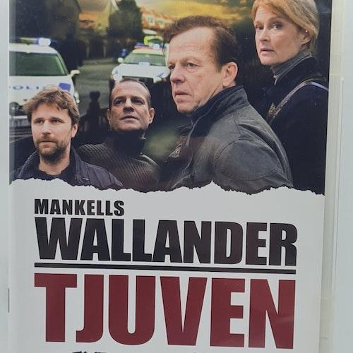 Wallander 17 - Tjuven (Beg. DVD)