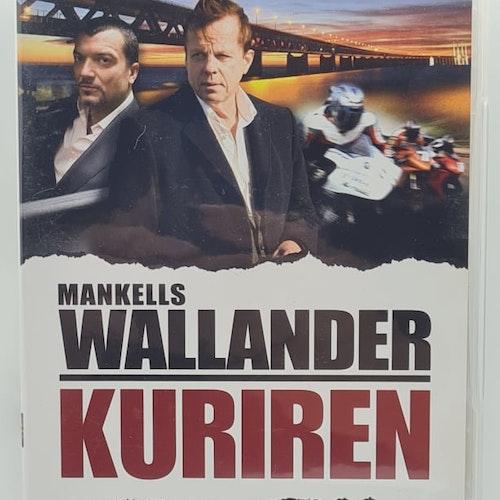 Wallander 16 - Kuriren (Beg. DVD)