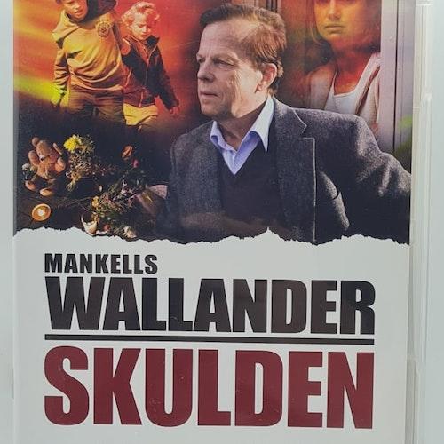 Wallander 15 - Skulden (Beg. DVD)