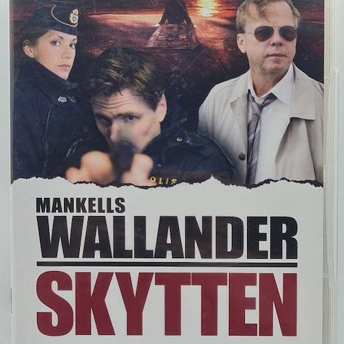 Wallander 21 - Skytten (Beg. DVD)