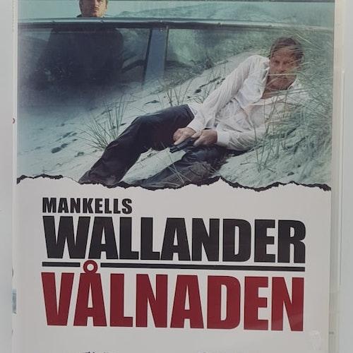 Wallander 23 - Vålnaden (Beg. DVD)