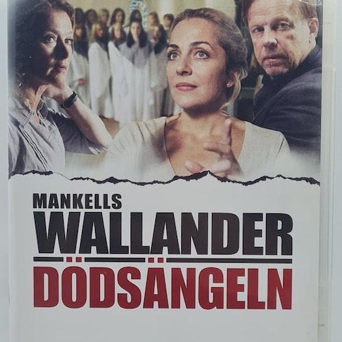 Wallander 22 - Dödsängeln (Beg. DVD)