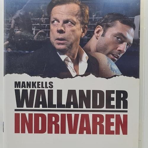 Wallander 25 - Indrivaren (Beg. DVD)