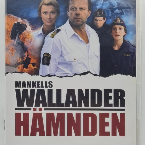 Wallander 14 - Hämnden (Beg. DVD)