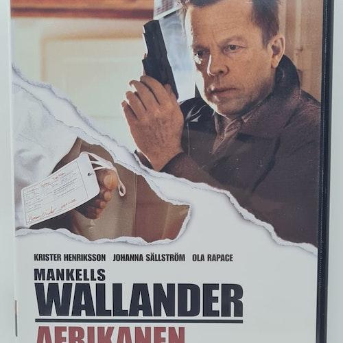 Wallander - Afrikanen (Beg. DVD)