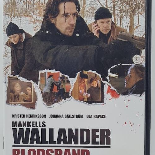 Wallander - Blodsband (Beg. DVD)