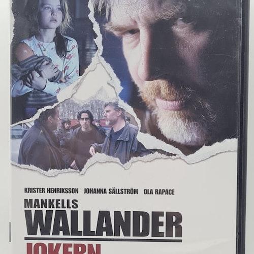 Wallander - Jokern (Beg. DVD)
