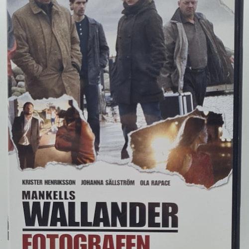 Wallander - Fotografen (Beg. DVD)