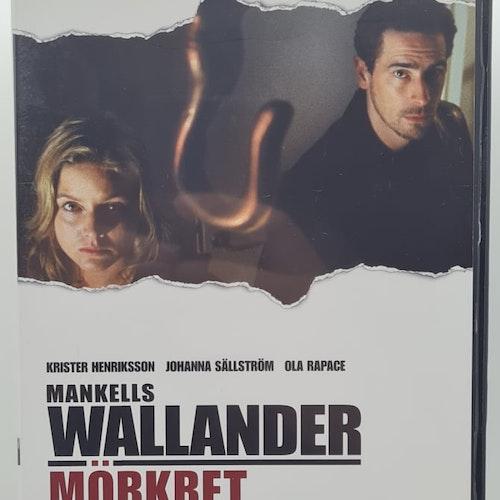 Wallander - Mörkret (Beg. DVD)
