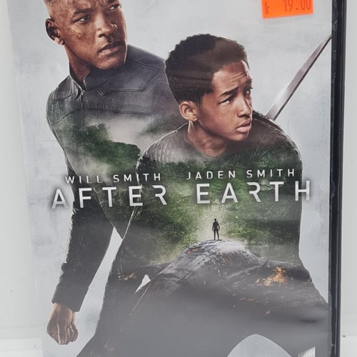 After Earth (Beg. DVD)