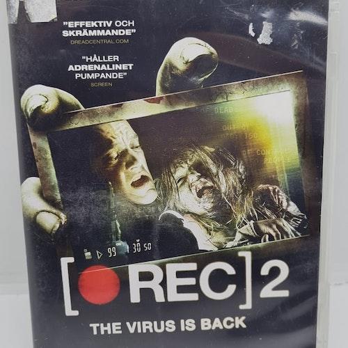 REC 2 [Spansk] (Beg. DVD)