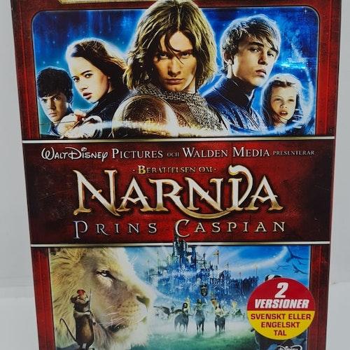 Narnia - Prins Caspian [Slipcase, 2-Disc] (Beg. DVD)