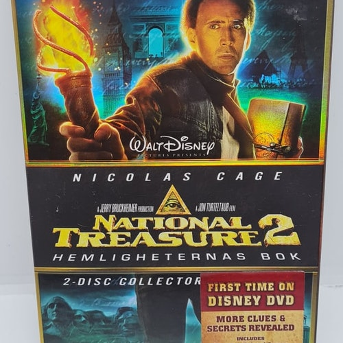 National Treasure 2 [Slipcase, 2-Disc Collector's Edition] (Beg. DVD)