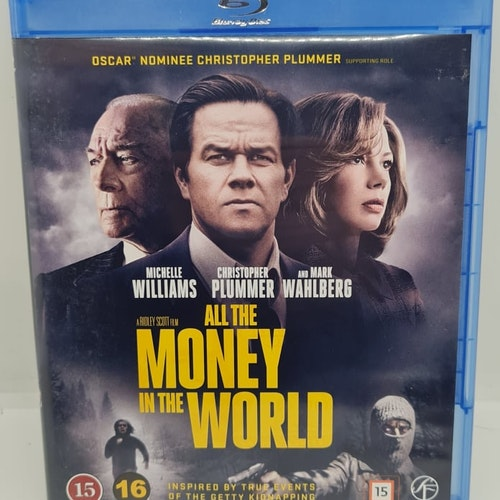 All The Money In The World (Beg. Blu-Ray)