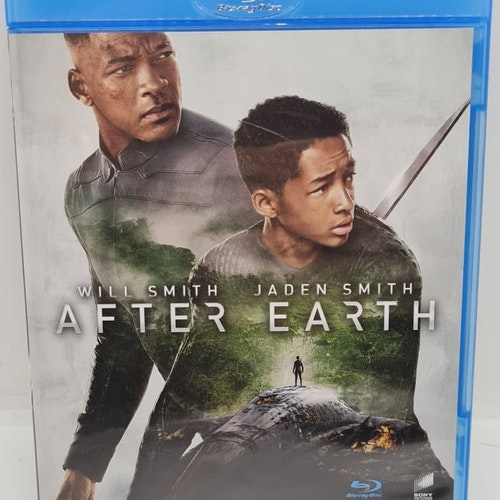 After Earth (Beg. Blu-Ray)