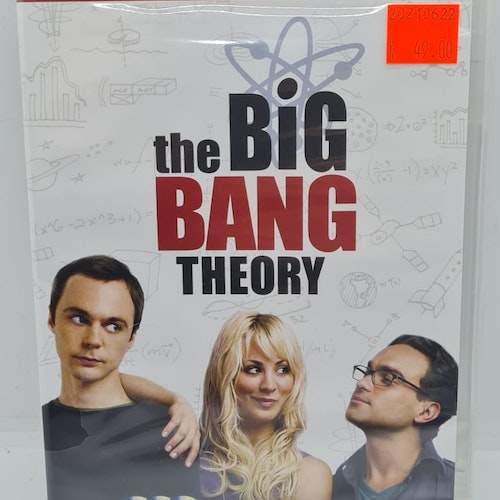 The Big Bang Theory - The Complete First Season (Beg. DVD)