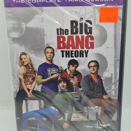 The Big Bang Theory - The Complete Third Season (Beg. DVD)