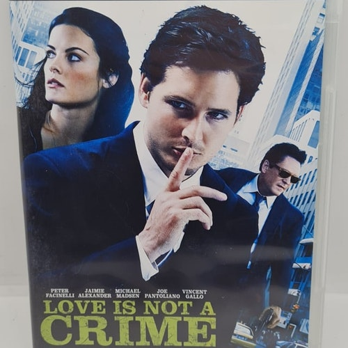 Love Is Not A Crime (Beg. DVD)