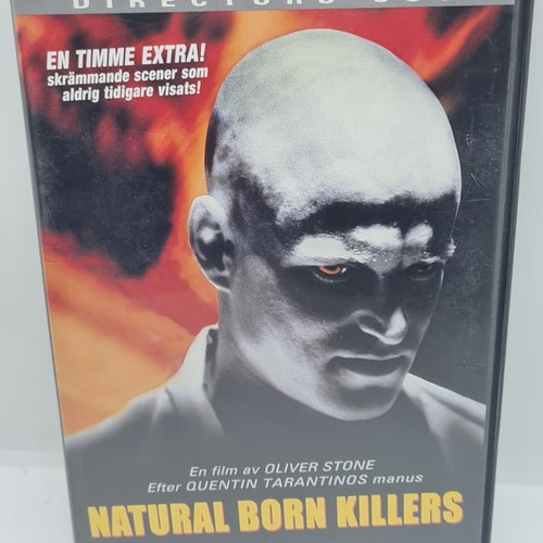 Natural Born Killers [Director's Cut] (Beg. DVD)