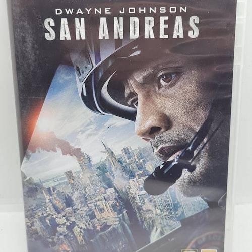 San Andreas (Beg. DVD)