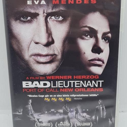 Bad Lieutenant (Beg. DVD)