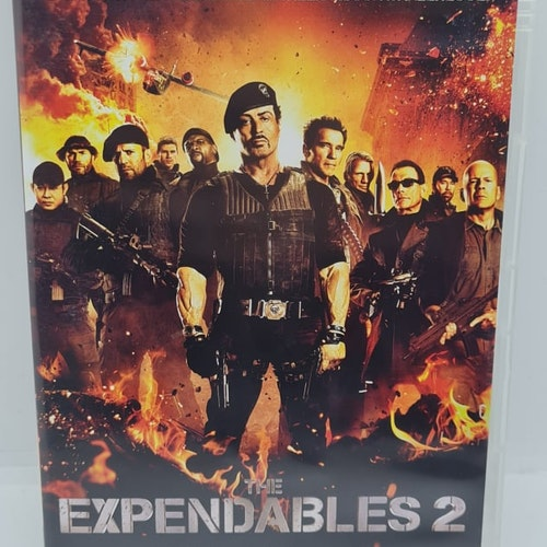 Expendables 2 - Back For War (Beg. DVD)