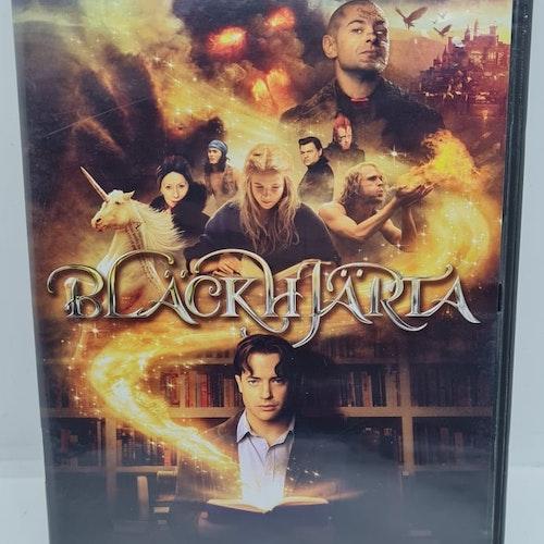 Bläckhjärta (Beg. DVD)