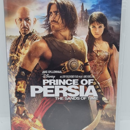 Prince Of Persia - The Sands Of Time (Beg. DVD)