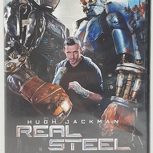 Real Steel (Beg. DVD)