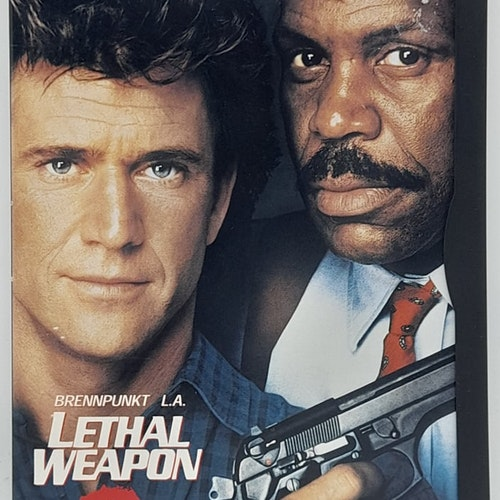 Leathal Weapon 2 [Snap Case] (Beg. DVD)