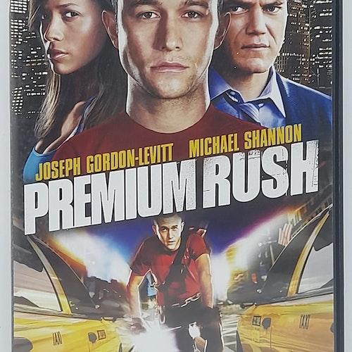 Premium Rush (Beg. DVD)