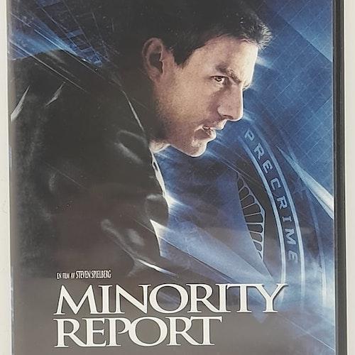 Minority Report (Beg. DVD)