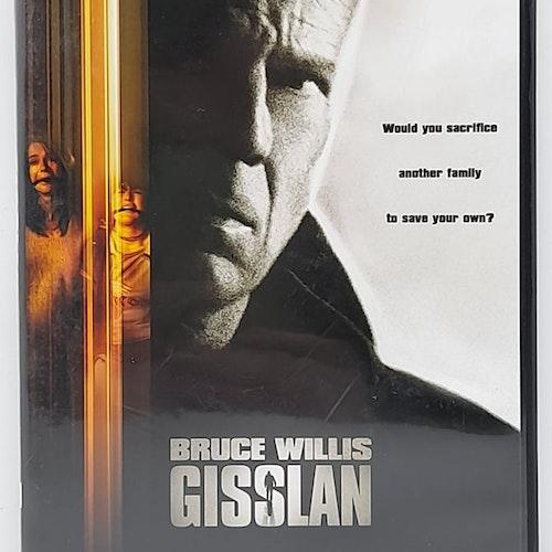 Gisslan (Beg. DVD)