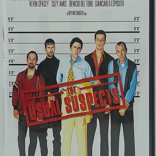 The Usual Suspects (Beg. DVD)