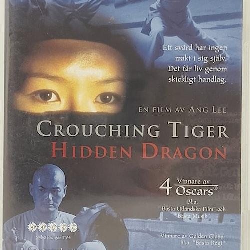 Crouching Tiger Hidden Dragon (Beg. DVD)