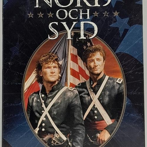 Nord Och Syd - Bok Ett (Beg. DVD)
