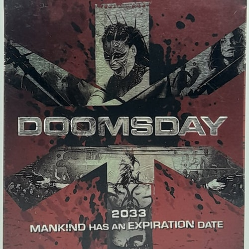 Doomsday [Steelbook, Unrated] (Beg. DVD)