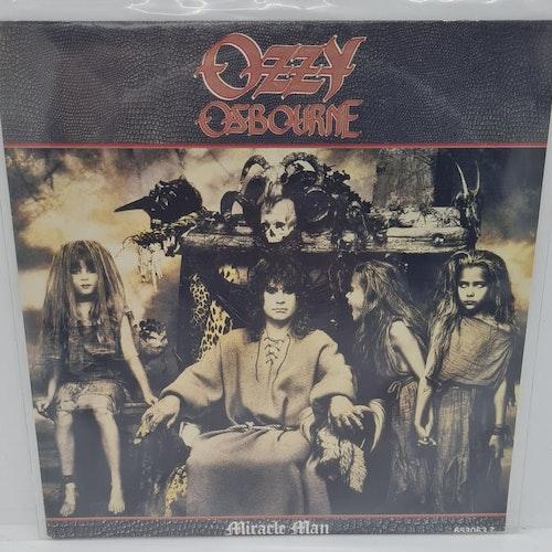 "Ozzy Osbourne - Miracle Man (Beg. 7"")"