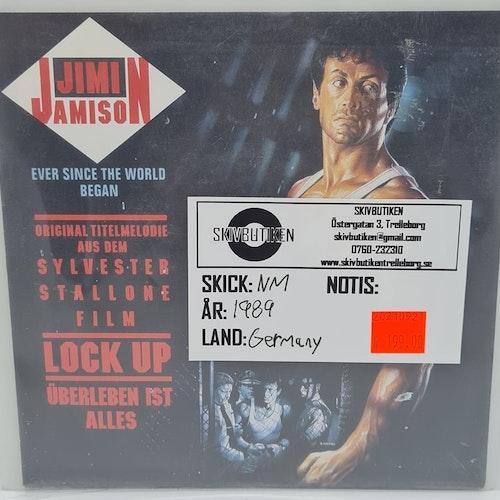 "Jimi Jamison – Ever Since The World Began (Beg. 7"")"