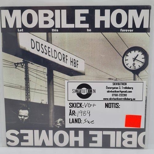"""Mobile Homes – Let This Be Forever (Beg. 7"""")"""