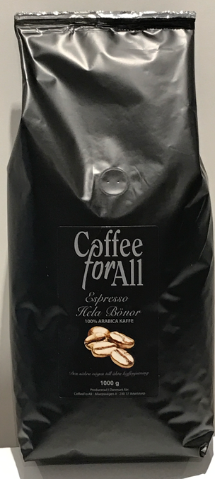 Coffee For All Espresso 1Kg