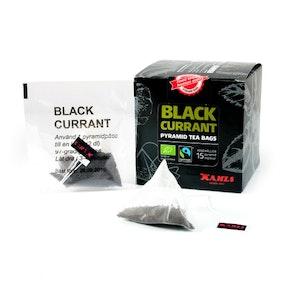 Tepåse kuvert pyr. Black Currant F&O 1 * 15 st Tepåsar
