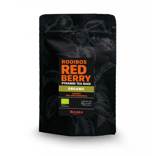 Tepåse pyramid Red Berry Organic 1 x 15st