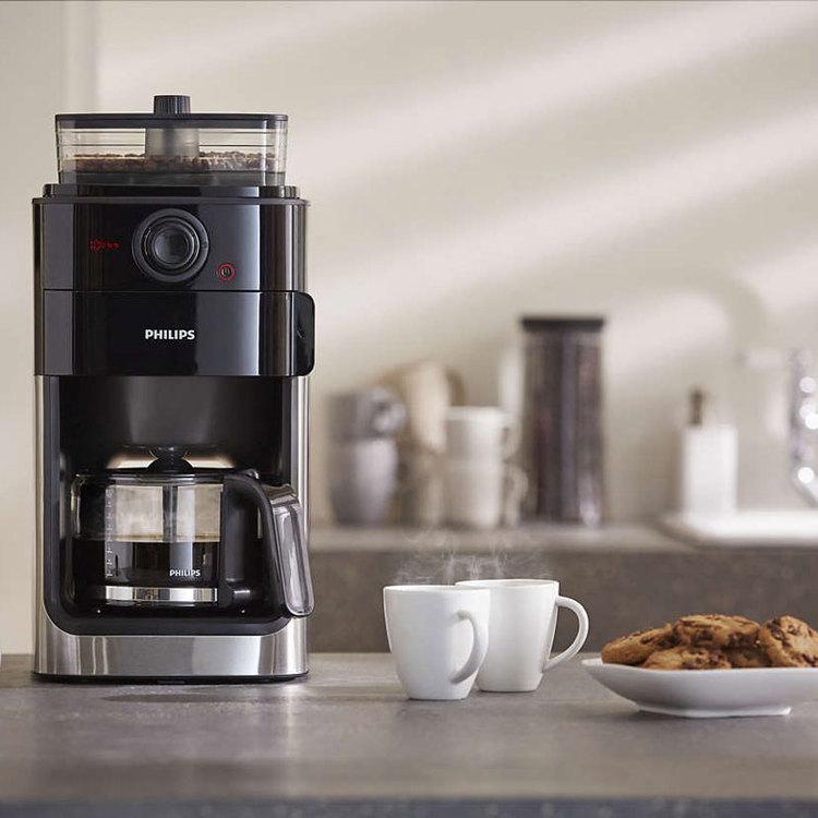 Philips Kaffebryggare m. Kvarn&Timer  Bestsällningsvara