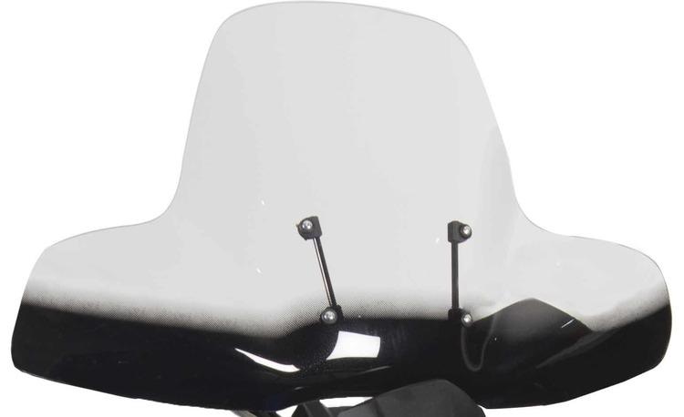 Universal vindruta för ATV