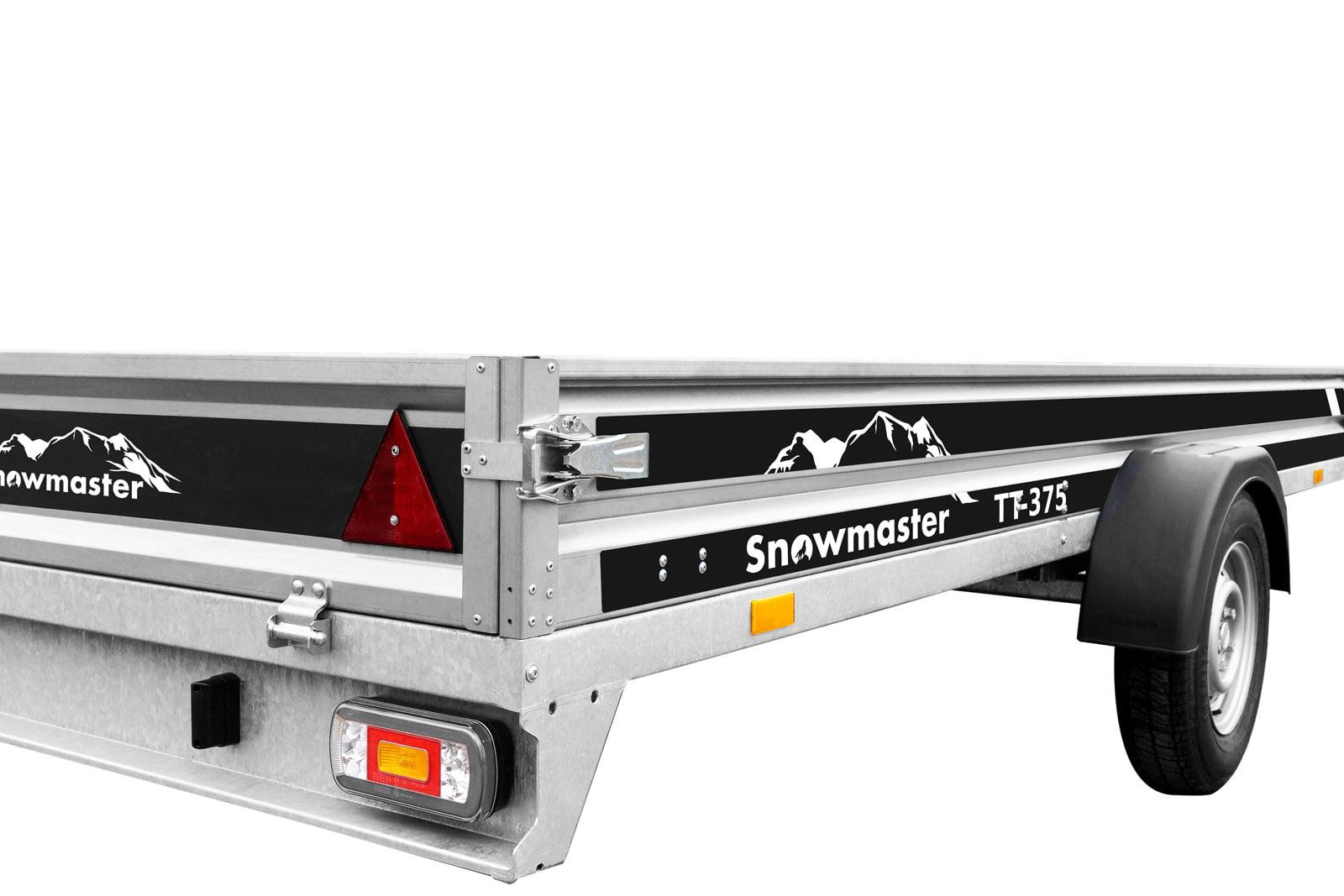 SNOWMASTER TT-375O 1000