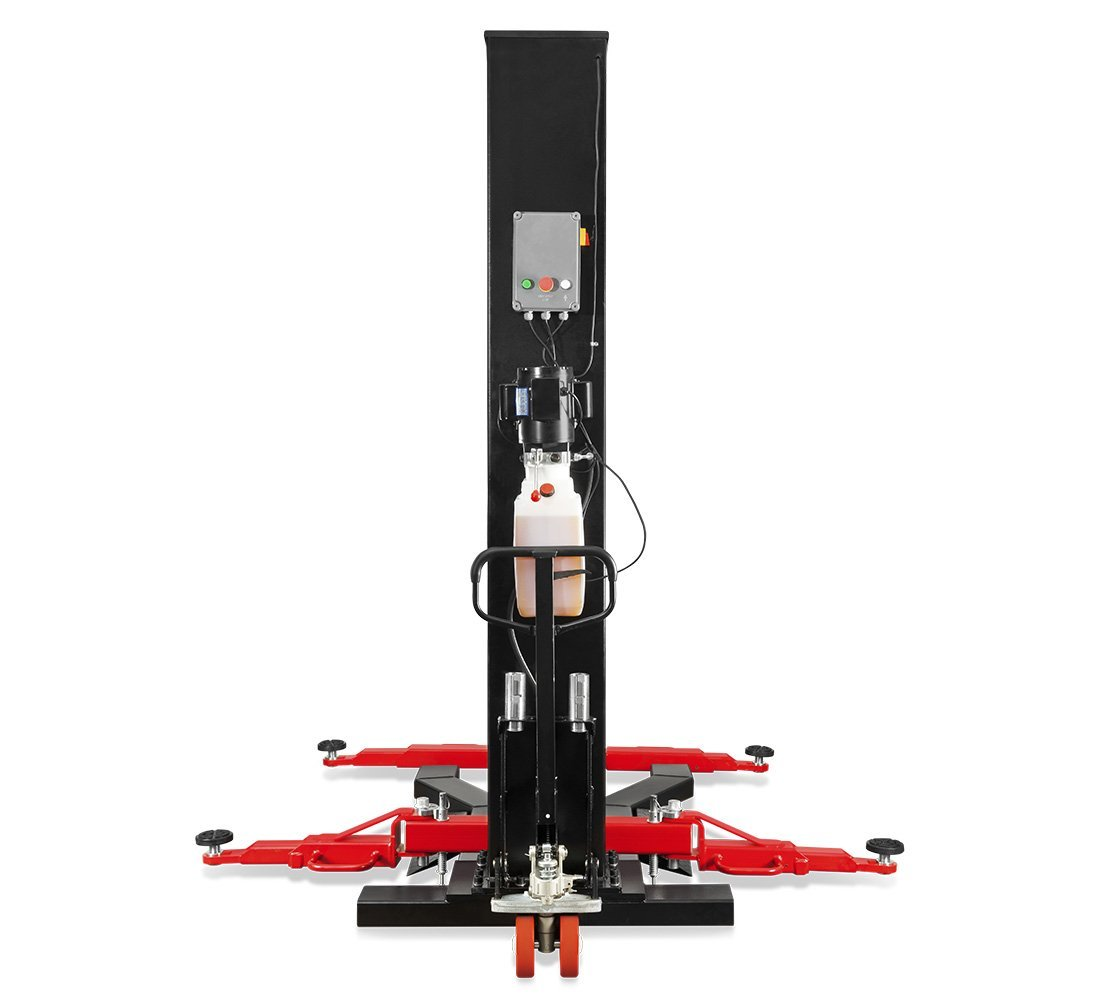 Enpelarlyft 2.5T - REDATS L-120F halvautomatisk 230V