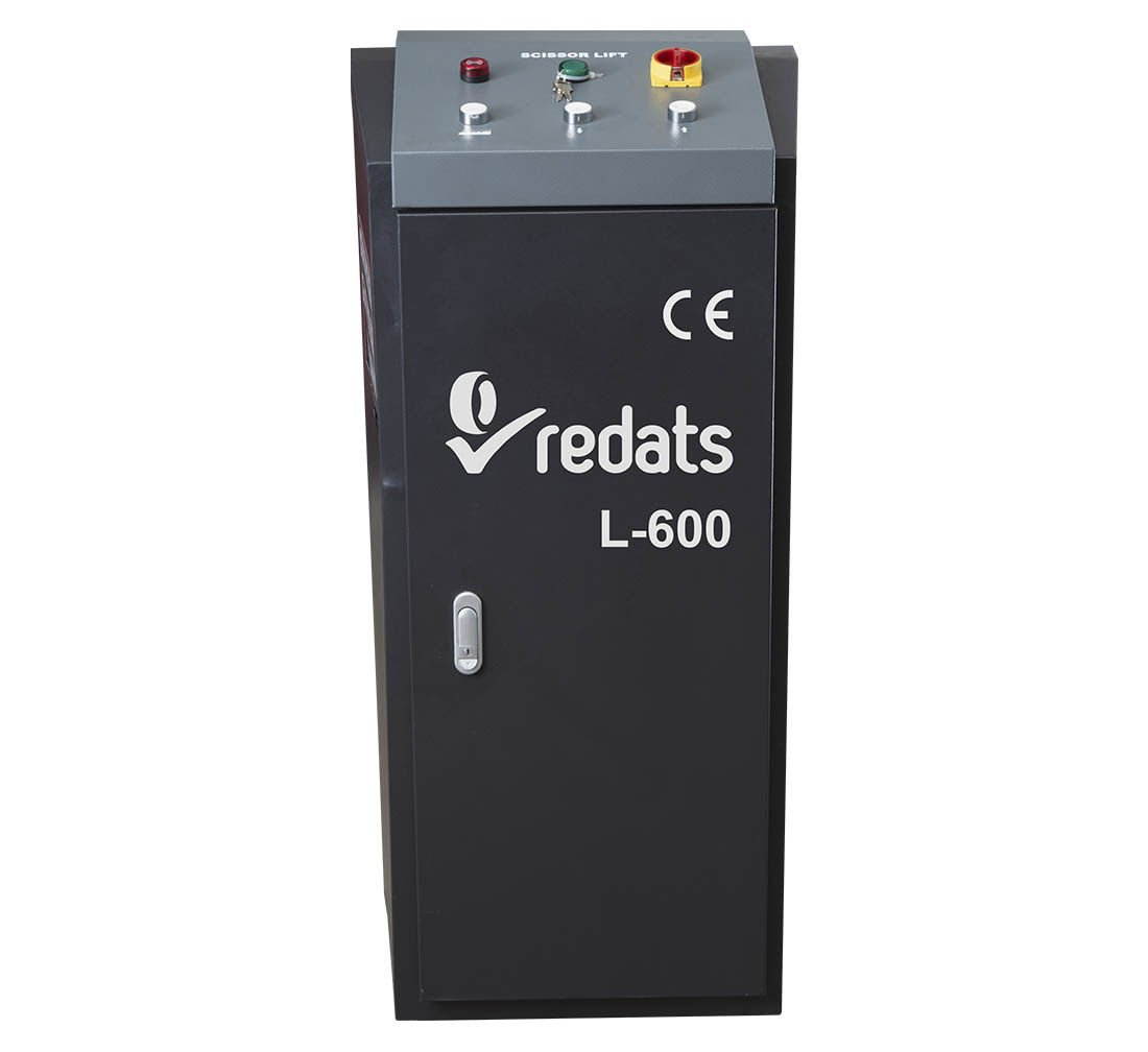 Saxlyft - REDATS L-600